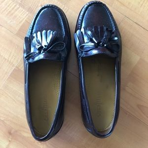 Men's Cole Haan loafers shoes size 11 excellent